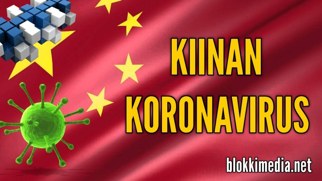 Kiinan Koronavirus   BlokkiMedia 27.5.2021